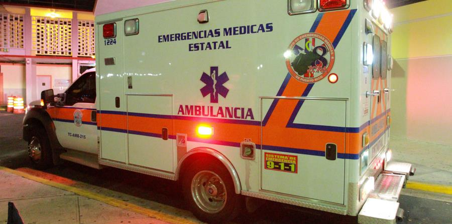 La agente fue referida a Centro Médico. (GFR Media) (horizontal-x3)