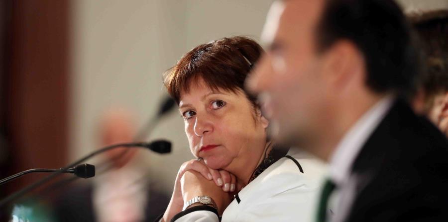 Natalie Jaresko dijo que la Junta hará públicos sus hallazgos (horizontal-x3)