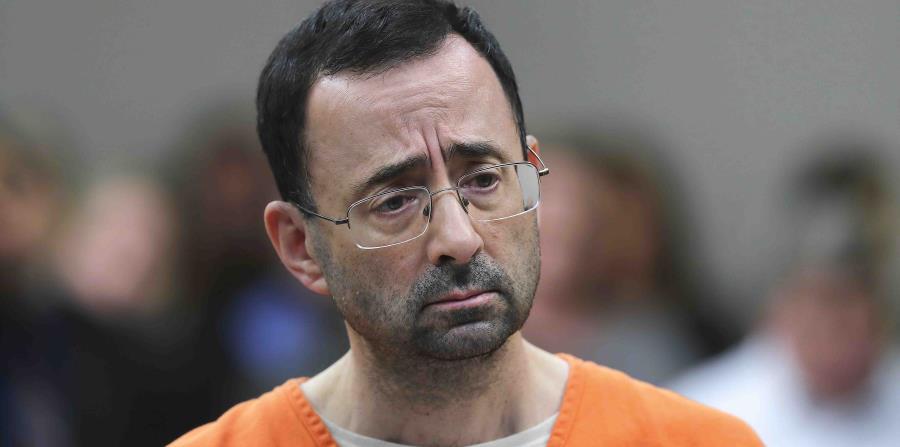 Universidad de Michigan acuerda pagar $500 millones a víctimas de Larry Nassar (horizontal-x3)