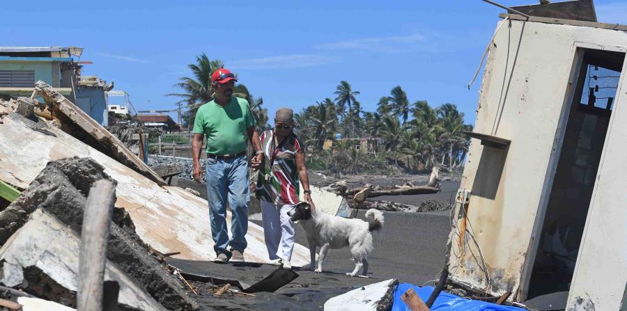 El coordinador federal alterno de FEMA, Justo Hernández, dijo que a la isla se le proporcionó el financiamiento para el 100% de los trabajos de emergencia durante ocho meses. (horizontal-x3)