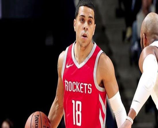Ángel Rodríguez marcó 16 puntos en su primer juego con Río Grande Valley equipo afiliado a los Rockets de Houston. (Twitter/Ángel Rodríguez) (horizontal-x3)