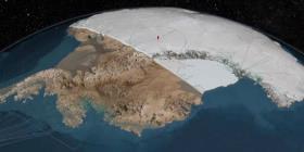 Descubren el punto más profundo de la Tierra no cubierto por agua