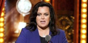 Rosie O'Donnell se comprometió con Elizabeth Rooney