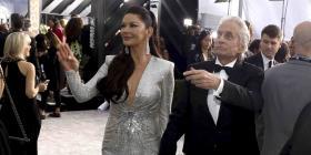 Michael Douglas y Catherine Zeta-Jones serán anfitriones en Jerusalén