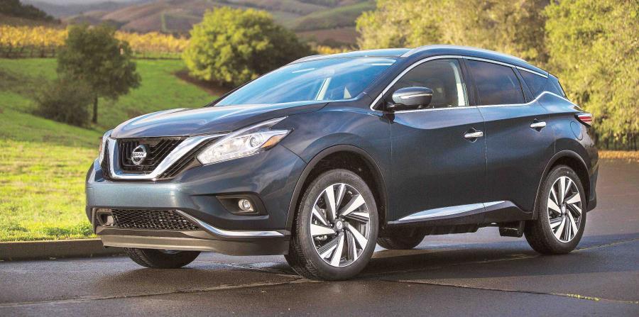 Investigan en EE.UU. las fallas en frenos en algunas Nissan Murano (horizontal-x3)