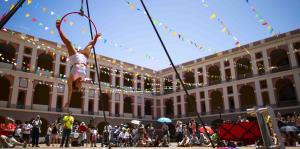 El Circo Fest trajo una explosión de color y diversión al Viejo San Juan