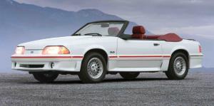 Ford Mustang celebra sus 55 años