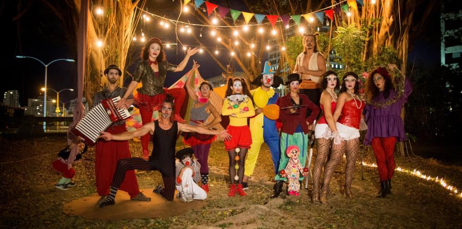"""El Circo Nacional de Puerto Rico presentará el espectáculo titulado """"Los fantisticus primus en el CBA de Santurce (horizontal-x3)"""
