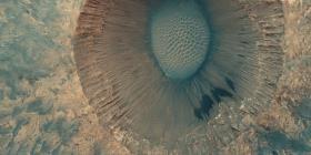 Así se ve Marte en un vídeo de alta definición