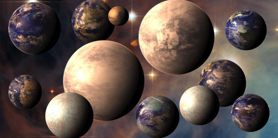 Hay cerca de 30 exoplanetas considerados potencialmente habitables de los casi dos mil ya confirmados (horizontal-x3)