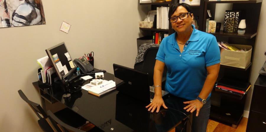 Nancy Hernández, puertorriqueña fundadora del Ministerio Mujeres Restauradas por Dios en Tampa. (horizontal-x3)
