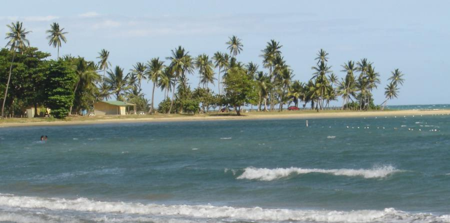 Vista del balneario Punta Guilarte en Arroyo. (GFR Media) (horizontal-x3)