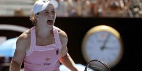 Barty elimina a Sharapova en el Abierto de Australia