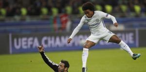 Chelsea adelantó a octavos de final en la Liga de Campeones