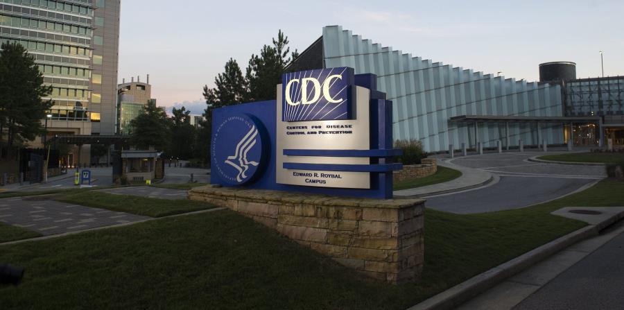 Imagen de archivo del 30 de septiembre de 2014 del aspecto de la entrada a los centros para el Control y Prevención de Enfermedades (CDC) en Atlanta, Georgia. (horizontal-x3)