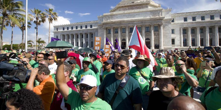 Como parte de la movilización masiva, decenas de organizaciones efectuarán varias  marchas que culminarán en el sector de la Milla de Oro. (horizontal-x3)