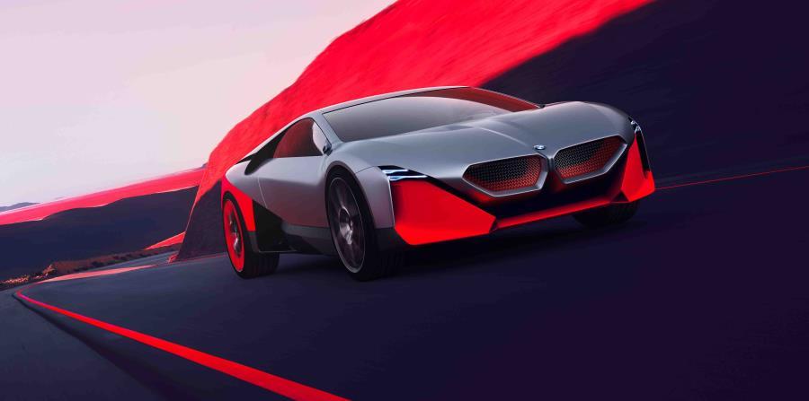 BMW Vision M NEXT (Suministrada)
