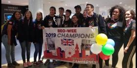 Estudiantes de Puerto Rico triunfan en competencia en la Universidad de Oxford