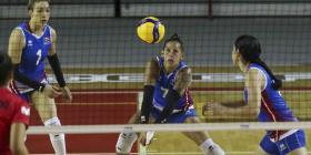 La Selección femenina de voleibol jugará el domingo por el boleto a Tokio 2020
