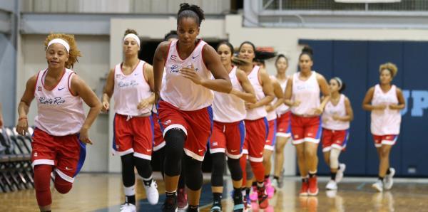 La Selección de baloncesto femenino enfrenta escollos
