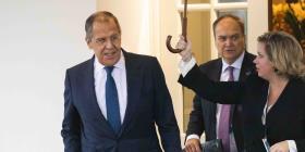Trump lanza advertencia a Rusia de no intervenir en las elecciones de 2020