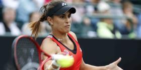 Mónica Puig cae en la primera ronda del Abierto de Cincinnati