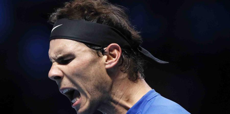 El tenista español Rafael Nadal, de 31 años, se convirtió en profesional en el año 2001. (horizontal-x3)