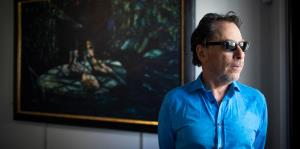 """Presentarán las piezas más emblemáticas del """"período azul"""" de Jorge Zeno"""