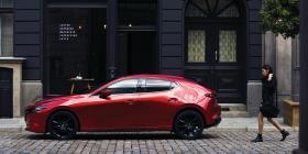 Presentan el rediseñado Mazda3