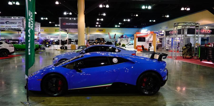 El Caribean International Auto Expo contará además con la más completa exhibición de autos Racing, increíbles 4x4, los más hermosos autos exóticos y la más completa exhibición de autos clásicos y antiguos de Puerto Rico.