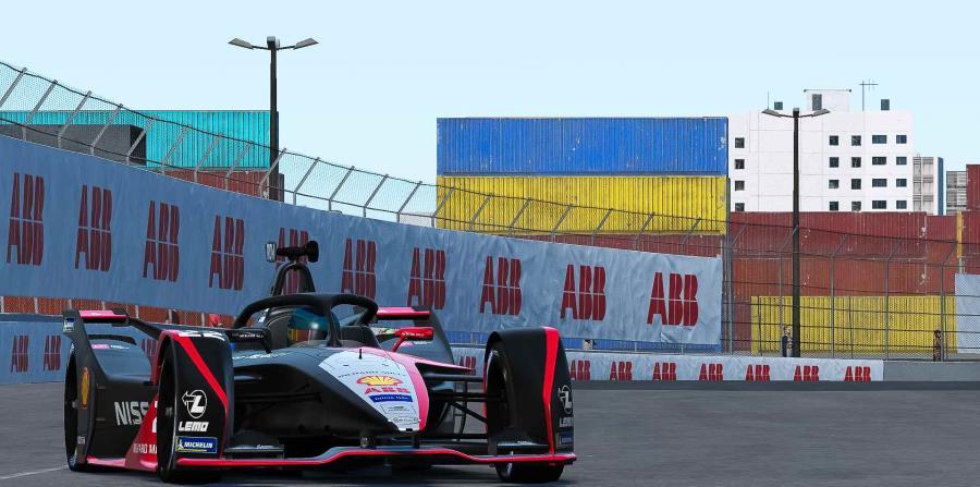 Las gráficas de las carreras lucen sumamente reales, así como el sonido de los autos. (Suministrada)