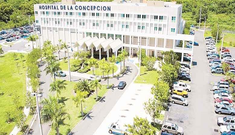 El perjudicado fue llevado al hospital La Concepción de San Germán. (horizontal-x3)