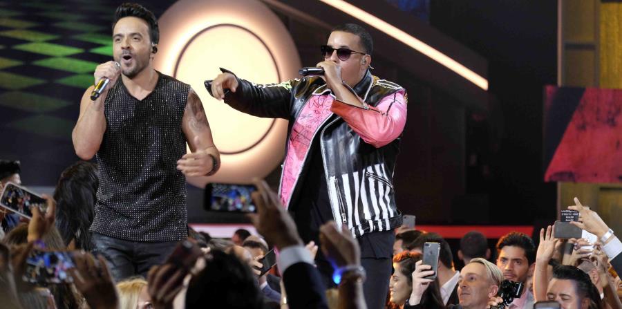 Los productores de Despacito esperan coronar el año con un Grammy (horizontal-x3)