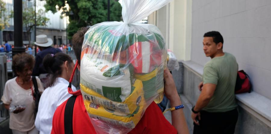 Un estudio de tres universidades privadas reveló que un 61.2% de los venezolanos se acostó con hambre el año pasado. (horizontal-x3)