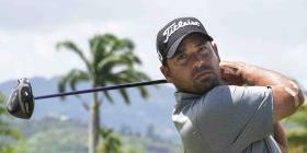 """El golfista """"Rafa""""  Campos podría tener un turno para clasificar a las Olimpiadas"""