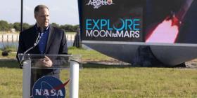 La NASA quiere tener una presencia sostenible en la Luna a partir de 2028