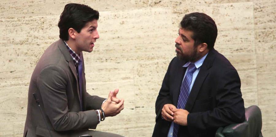 Natal y Vega Ramos no asistieron al caucus popular. (horizontal-x3)