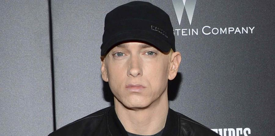 Eminem se descargó contra Donald Trump. (AP) (horizontal-x3)