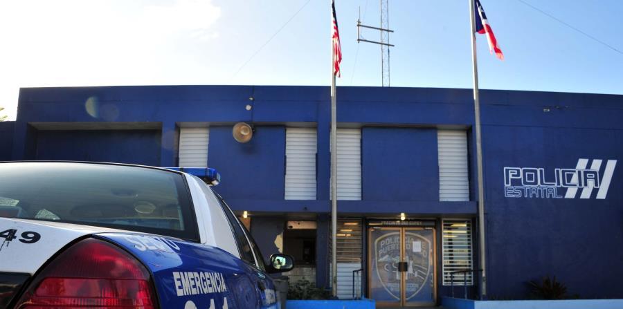 Imagen del cuartel de la Policía en Hato Rey. (GFR Media) (horizontal-x3)