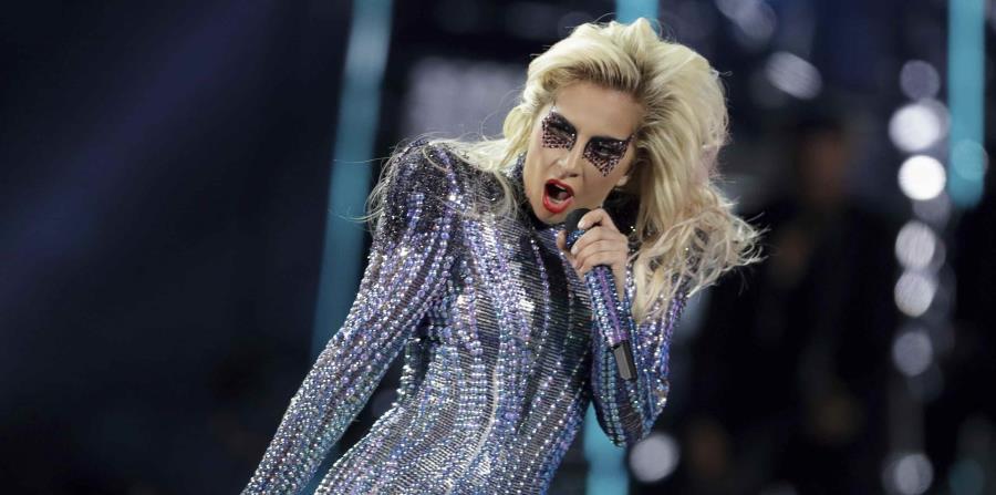 En esta imagen de archivo, tomada el 5 de febrero de 2017, Lady Gaga actúa durante el descanso del Super Bowl, en Houston. (horizontal-x3)