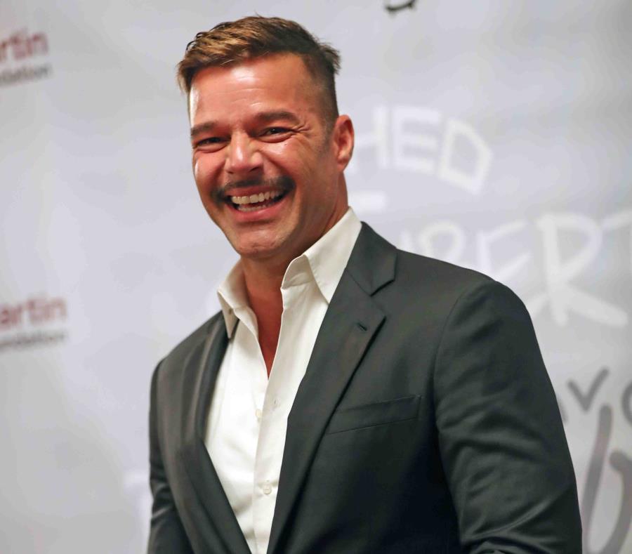 Ricky Martin fue