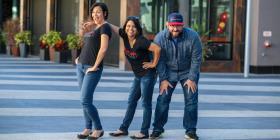Un trío de amigos puertorriqueños produce podcast desde Florida