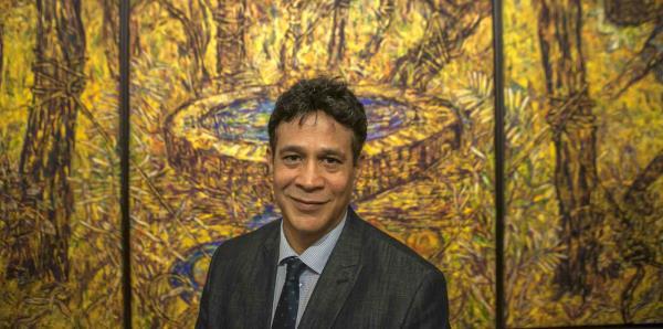 Muere el pintor Arnaldo Roche-Rabell
