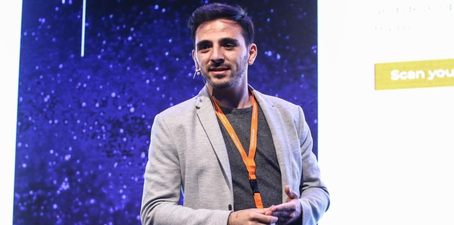 Adriel Araujo, fundador de la startup de ciberseguridad  Hackmetrix. (horizontal-x3)