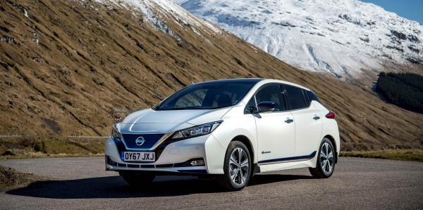"Nissan LEAF ganó el premio al ""Mejor Automóvil Eléctrico"""