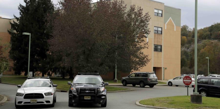 Foto tomada el 13 de octubre del 2018 del Centro de Rehabilitación para Niños Wanaque en Haskell, Nueva Jersey, donde un virus ha afectado a numerosos menores. (horizontal-x3)