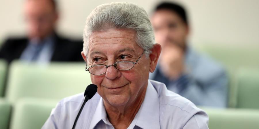 Alexis Massol, director de Casa Pueblo, destacó que la entidad ha utilizado la escuela por 15 años para su proyecto educativo. (horizontal-x3)