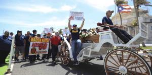 Bomberos quedan insatisfechos con una reunión en La Fortaleza
