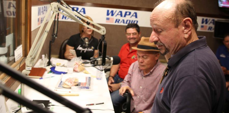 """WAPA Radio """"abrazó"""" a Puerto Rico en el peor momento de María (horizontal-x3)"""