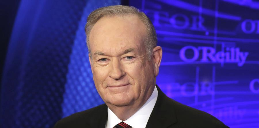 Bill O'Reilly fue uno de los presentadores de programas de televisión más bien pagados. (horizontal-x3)
